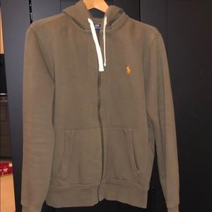 Polo by Ralph Lauren Olive hoody